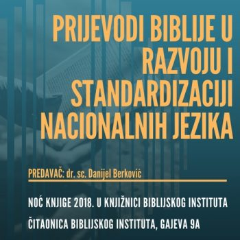 Predavanje Berković